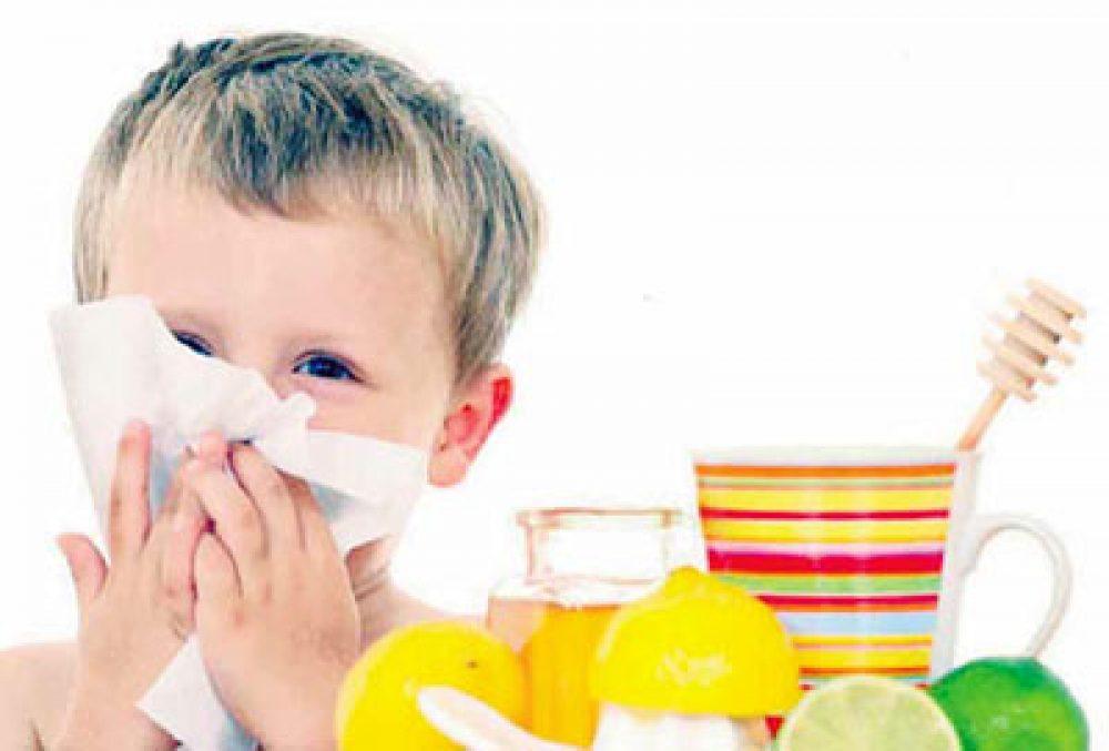 Защита от гриппа для детей