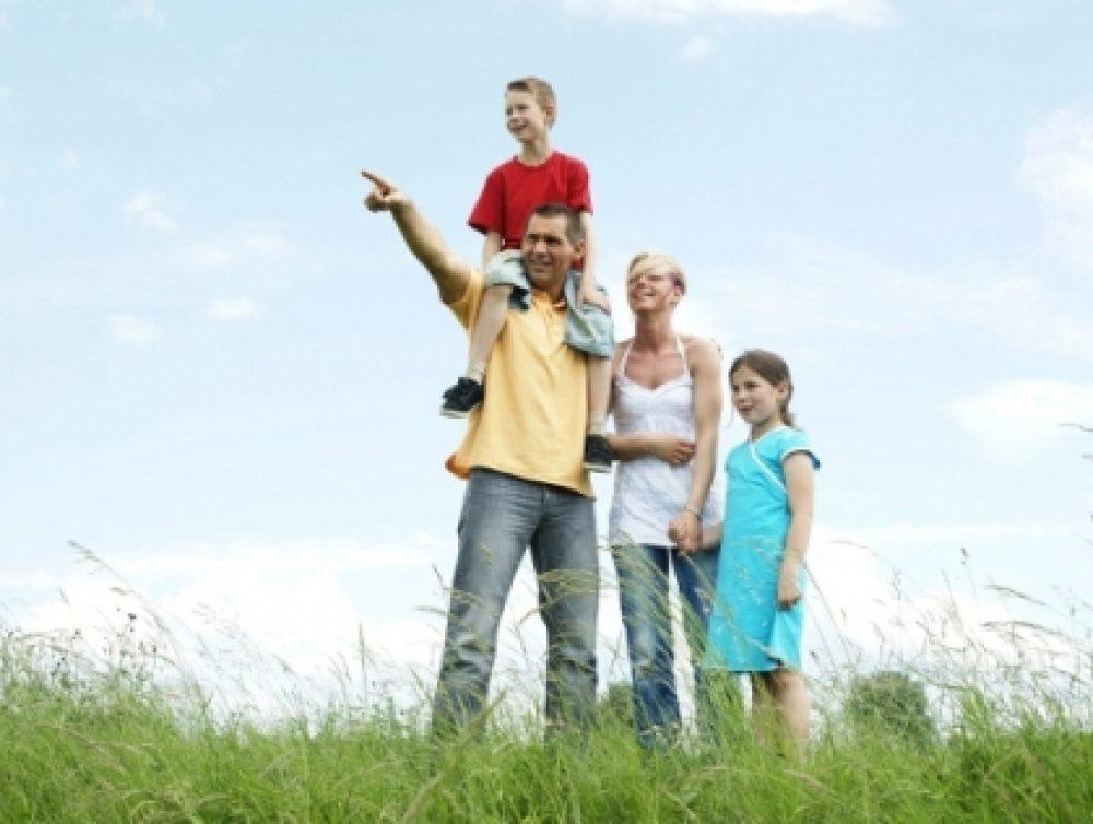 Здоровый мужчина - счастливая семья